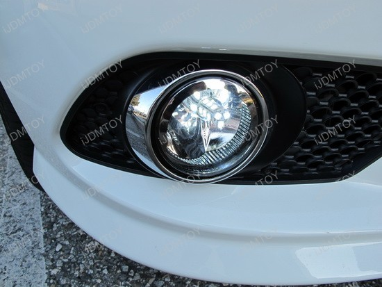 Mercedes - LED - fog - lights - 2